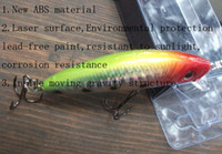 Wholesale fishing bait bionic bait mm g Saltwater Fishing Lure pieces