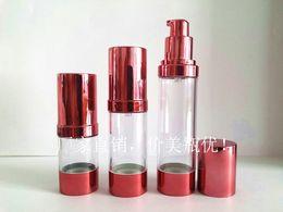 Wholesale 30ml Top Grade ABS Spray Bottle Vacuum Spray Bottles Cosmetic Packaging Supply ZH0302