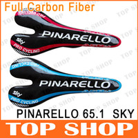 NEW Bike Saddles Lightweight Full Carbon Fiber 3K Texture+ Gl...