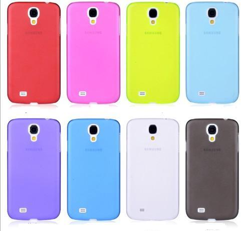 Buy 0.3mm Ultra Slim Matte Transparent Soft Plastic Back Phone Case Cover Samsung Galaxy S3 S4 S5 I9600 mini