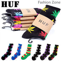 Wholesale Hot New fashion HUF socks for men lovely hip hop sock for boy free size socks for girl price