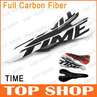 Wholesale 2014 NEW Bike Saddles Lightweight Full Carbon Fiber TIME K MTB Road Bike Saddle seat cushion Bicycle Seat g HW1027
