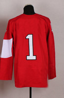 Cheap Ice Hockey hockey jersey Best Men Full Roberto Luongo