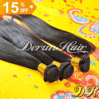 "Brazilian Hair Straight 14-24 Free Shipping!Brazilian Human Hair Weft 3 Bundles And Top Lace Closure(3.5""x4"") 1Pcs Straight Natural Color For a Full Head Queen Hair Weft"