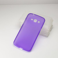 For Sony Ericsson Plastic Wholesale Pudding Soft Tpu gel case cover for Samsung Galaxy S4 zoom c1010 Galaxy Note 2 n7100 Note 3 n9000 GRAND 2 G7106 1000pcs lot