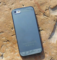 Cheap For Apple iPhone cell phone case Best Clear Black mobile phone case