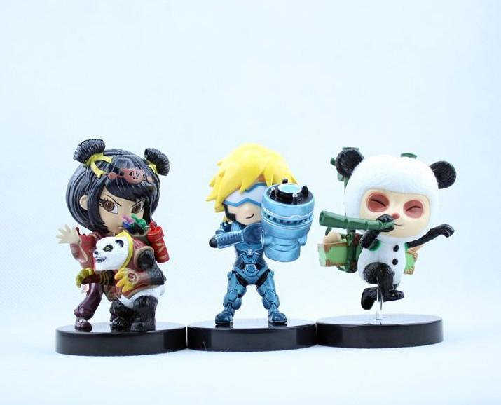 Toys For Girls Lol : Ems hot league of legends cartoon lol action figures