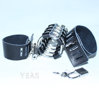 Male Chastity Cage  Steel Chastity Devices Cock Cage Bondage toy Adult product Free shipping JT14002