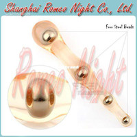 Butt Plugs Male Glass Wholesale - Magic Crystal Rod,Butt Plug,Crystal Penis,Glass Dildos,Anal Toy,Adult Sex Toys For Woman,Sex Product