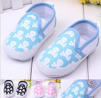 Unisex Spring / Autumn Fabric 30%off !OUTLETS! skulls Casual shoes cheap shoes baby wear shoes sale kid shoes baby wera .toddler shoes .6pair 12pcs .ZH.