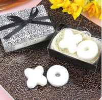 scented soap - 1000pcs boxes Free FEDEX shipping XMAS GIFT XO Shaped Scented Soap Wedding Favor Wedding Gifts Party Favor
