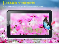 7-7.9'' Windows 7 256MB MTK6515 Dual SIM 2G talk 9 inch tablet removable battery P2000 Tablet PC Wholesale