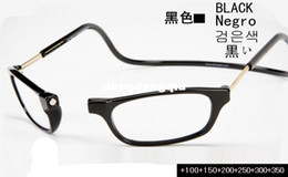 Wholesale colorful reading glasses plastic glasses frame magnet fashion optical reading glasses