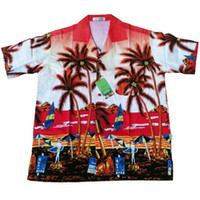 Men hawaiian shirts - casual traveling uniform lovers hawaiian shirts