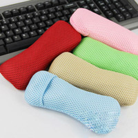 Wholesale bamboo charcoal wrist pad good performance of deodorization and antibacterial strong absorption