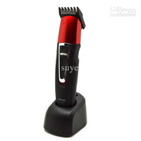 Wholesale CJ030 Precision Cordless Electric Hair Beard Trimmer Shaver Rechargeable Professional Hair Clipper