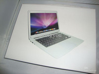 Wholesale free E ULINK inch laptop with Windows XP system Intel Atom D2500 notebook GHz GB GB with Wifi