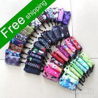Wholesale Nylon Foldable Shopping Bags Reusable shopping bag Eco Friendly Shopping Bags Tote Bags BG11A