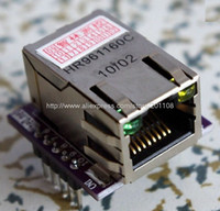 Wholesale F235A ENC28J60 Network Module optional ARM core development board ARM learning tools