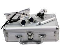 Cheap 3.5X420YLX Dental Medical Binocular Best   Head Light Lamp