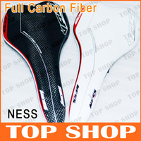 NEW Bike Saddles Lightweight Full Carbon Fiber NESS 3K MTB R...