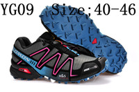 Wholesale 2013 NEW Salomon Speedcross Running Shoes Men s France athletic Shoes Climashield Sport CS XT D wings ultra