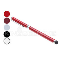 Wholesale Tablet Stylus Touch Ball Pen for iPad iPhone Samsung Galaxy Tab Kindle Fire Google Nexus7 Xoom