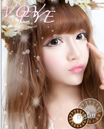 Wholesale High Quality contact lenses Star Design contact lenses make your eyes more beautiful coooool