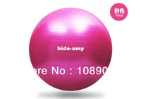 Wholesale Stability Exercise Yoga Gym Fitness Ball import materials explosion proof resist compression ay