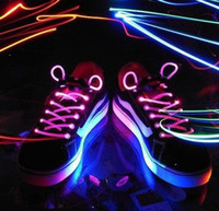 Family Shoelaces  LED flashing shoelace, Light up shoelaces shoe laces, Laser shoelaces, Colorful fashion led shoelace 10 pairs