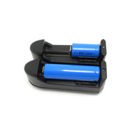 Wholesale Lithium Battery Charger Rechargeable Dry Li ion Battery US EU Wall Charger for Electronic Cigarette kit E Cig Mod