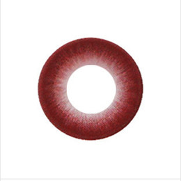 Wholesale New Arrival chocolate III colored contact lenses Top Sale contact lenses make your eyesmore beautiful