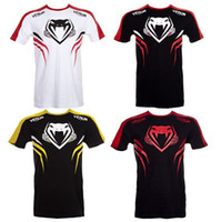 Wholesale Hot MMA VENUM LOGO ShirtS