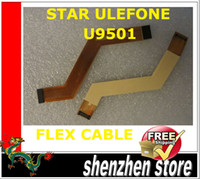 Wholesale New main Ribbon Flex cable FPC connect CHARGE board port For star U9501 U9500