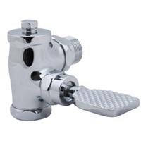 Wholesale Copper pedal wc flush valve