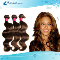 Ombre Color chocolate human hair weave - Chocolate Mocha Brazilian Hair Body Wave Color Light Brown Mocha Hair Products Extension Human Hair Weave