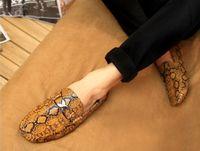 Wholesale Cheap Leather Shose Retro men s shoes dance shoes European and American style shoes