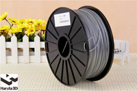 over 17 colors   Fedex free shipping!2 spools metal color 3d printer filaments PLA ABS 1.75mm 3mm 1kg spool for MakerBot RepRap UP Mendel