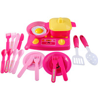 Wholesale Akai Chibi Maruko children play house toys kitchen utensils kitchen cooking girl mother s little helper