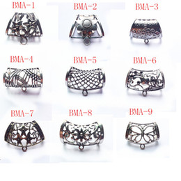 Connectors Clasps Bails Slides Pendant Scarf Jewelry Rings