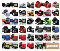 Wholesale By EMS Mixed Adjustable Snapbacks Hats Many New Design Snapback Caps Snap back Cap Men s Sport High Quality hat