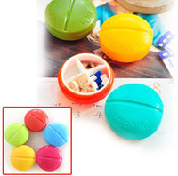 Cheap 7x4 Compartment Travel Pill Box Organizer Tablet Medicine Storage Dispenser Holder