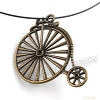 Wholesale X Traditional Bicycle Charms Zinc Alloy Pendant Jewelry Finding mm