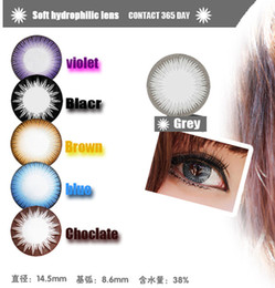 Wholesale Top quality Meeks authentic color contact lenses Top Sale contact lenses make your eyes more beautiful Star Design Euro Style