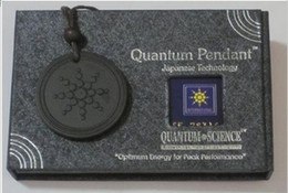 Wholesale new Scalar Energy Quantum Science Healthy Pendant With Product Registration Cards