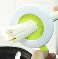 Wholesale 10pcs New Plastic Spaghetti Dry Noodle Pasta Serving Portion Control Measuring Tool