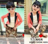 Cheap Casual Pants leopard pants Best Girl Spring / Autumn pp pants