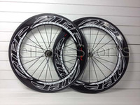 Wholesale Quality guarantee ZIPP Firecrest Tubular Clincher full carbon road bike wheels Wheelset c road racing wheelset