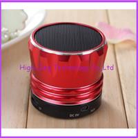 Wholesale S14 mini wireless bluetooth portable speaker bluetooth sound box phone speaker mini wireless hifi spaeker S14