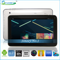 Wholesale A31S Quad Core KitKat Android Tablet PC quot inch screen HDMI P Bluetooth G G G GB GHz A7 MID Allwinner A31S